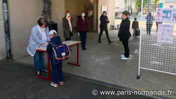 Déconfinement. À Gisors, l'école privée a fait sa rentrée mardi 12 mai 2020, avant les écoles publiques - Paris-Normandie