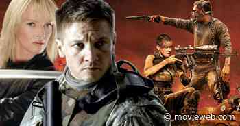 Mad Max: Fury Road Came So Close to Having Jeremy Renner and Uma Thurman as the Leads - MovieWeb