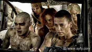 Mad Max: Fury Road once considered Uma Thurman, Jeremy Renner behind the wheel - SYFY WIRE