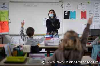 La Courneuve. Des parents s'organisent : « nous voulons un droit de contrôle dans les écoles » - http://www.revolutionpermanente.fr/Section-Politique