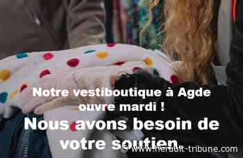 AGDE - Réouverture de la vestiboutique de la Croix-Rouge française mardi 19 mai - Hérault-Tribune
