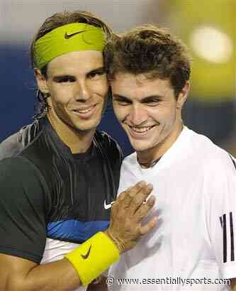 """""""Everyone Thinks Only Of Him"""" – Gilles Simon On Rafael Nadal - Essentially Sports"""