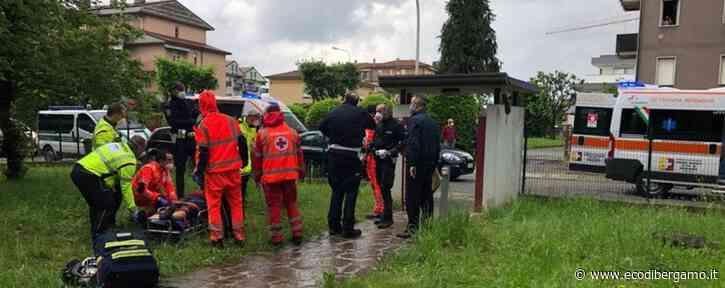 Tragedia a Dalmine: uccide la madre Sedato 33enne e portato in ospedale - L'Eco di Bergamo