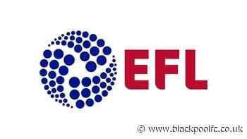 EFL Issues Update Statement