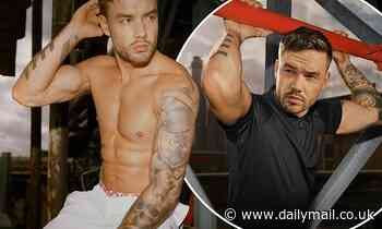 Liam Payne goes shirtless for new Hugo campaign - Daily Mail