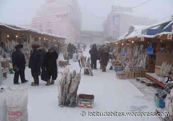 YAKUTSK: Journey To The Coldest City On Earth - stopthefud
