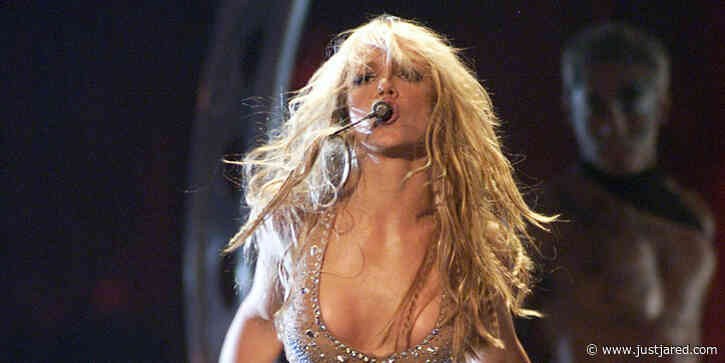 Britney Spears Celebrates 20th Anniversary of 'Oops!...I Did It Again' With Vinyl Reissues!