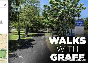 Walks with Graff: LaSalle Park