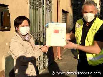 Dalla Cina altre 10mila mascherine per Sarzana - Città della Spezia