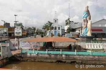 Breves, no Pará, é a cidade com maior disparada no número de mortes por Covid-19 no Brasil - G1
