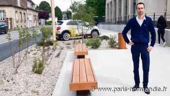 Aux Andelys, les travaux de la place Nicolas-Poussin attendront 2021 - Paris-Normandie