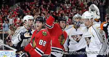 What if Patrick Kane hadn't scored THAT shorthanded goal?