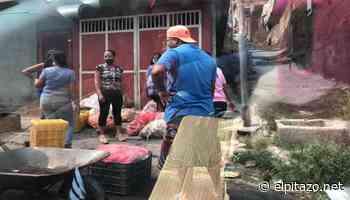 Vecina de Guatire denuncia mala manipulación de alimentos en mercado público - El Pitazo