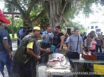 Venderán pescado de Tacarigua de la Laguna en Guatire - Últimas Noticias