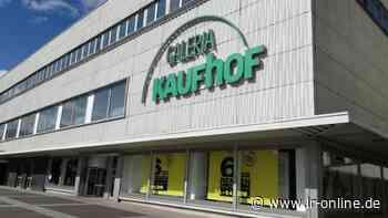 Einzelhandel: Galeria Karstadt Kaufhof will bis zu 80 Häuser schließen - Lausitzer Rundschau
