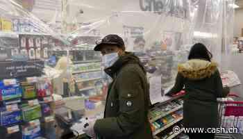 Konsumeinbruch - US-Wirtschaft im Sinkflug - Einzelhandel und Produktion brechen ein -  Cash