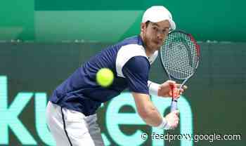 Andy Murray celebrates 33rd birthday by returning to court as LTA reopen Roehampton base