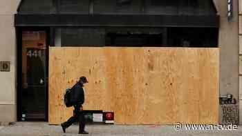 Einzelhandel mit dickem Minus:Historischer Einbruch setzt US-Wirtschaft zu - n-tv NACHRICHTEN