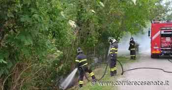 Savignano sul Rubicone, domato un principio di incendio - Corriere Cesenate