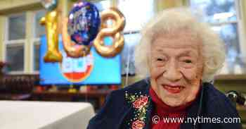 She's 108, Lived Through the Spanish Flu and Just Beat Covid-19