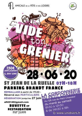 VIDE TON GRENIER Parking BRANDT Saint-Jean-de-la-Ruelle 28 juin 2020 - Unidivers