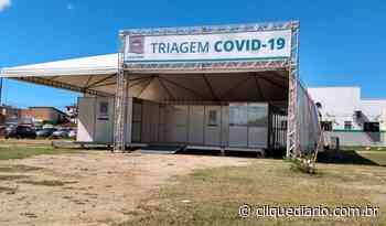 Centro de Triagem para Covid-19 já está funcionando em Iguaba Grande - Clique Diário