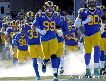 5/15: LA Sports Hub- Los Angeles Rams: Aaron Donald named to the All-Decade Top 101