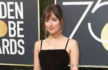 Dakota Johnson in Talks to Join Florence Pugh, Shia LaBeouf in 'Don't Worry Darling' - Yahoo Entertainment