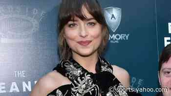 Dakota Johnson calls Shia LaBeouf 'greatest actor of my generation' - Yahoo Sports