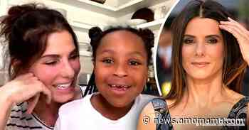 Sandra Bullock's Daughter Laila Makes Rare Appearance to Thank a Nurse on 'Red Table Talk' - AmoMama