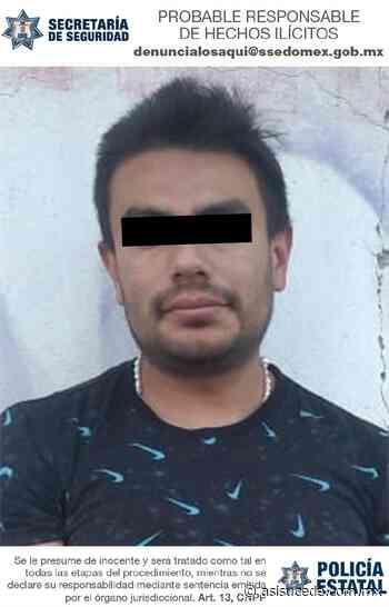 Logra SS recuperar en Ixtapaluca vehículo robado con ayuda de cerco virtual - Noticiario Así Sucede