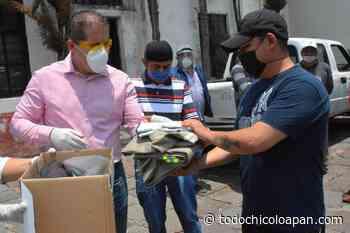 Recibieron uniformes y herramientas trabajadores de Servicios Públicos Ixtapaluca - Noticias de Chicoloapan