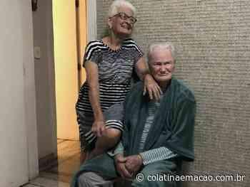 Casal de idosos de 99 e 91 anos de Vargem Alta-ES, estão curados do Covid-19 - Colatina em Ação