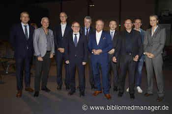 Janssens wird neuer DIVI-Präsident - BibliomedManager