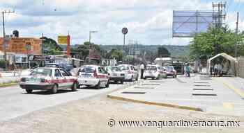 (Galería) Instalan módulo para revisión entre Poza Rica y Coatzintla - Vanguardia de Veracruz