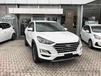 Vendo Hyundai Tucson 1.6 CRDi XPrime nuova a Porto Mantovano, Mantova (codice 7508392) - Automoto.it - Automoto.it