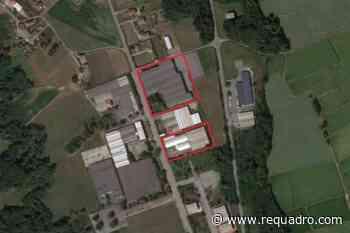 Due capannoni industriali sul mercato a Mottalciata (BI) - Requadro