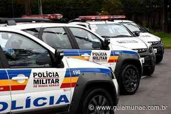 Homem é preso por desacato em Santana de Cataguases - Guia Muriaé
