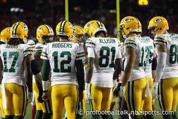 Aaron Rodgers likes this Packers team, likes Packers' chances
