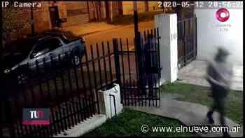 Isidro Casanova: Delincuentes le apuntaron a una nena de dos años - Policiales TL9, TL9 Noticias (Clips) - telenueve