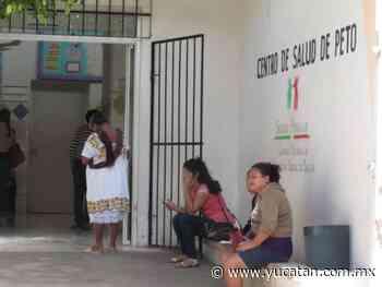 Recién nacidos de Peto siguen sin recibir su primera vacuna - El Diario de Yucatán