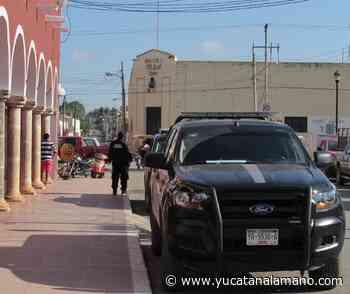 Durante Ley Seca, beben alcohol de botiquín en Peto - Yucatán a la mano