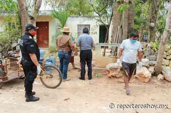 SSY entrega pruebas de laboratorio a familiares de un fallecido en Peto - Reporteros Hoy