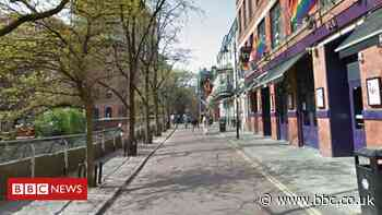Four men arrested over Manchester Canal Street rape
