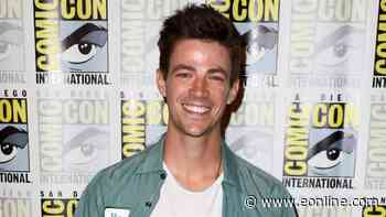 Grant Gustin Lives By Bryan Cranston's Audition Advice - E! Online