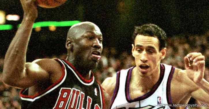Doug Christie believes defending Michael Jordan helped establish himself in the NBA