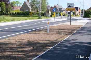 Alveringem is weer vlot bereikbaar - Verkeer & mobiliteit - KW - Krant van Westvlaanderen