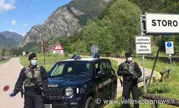 Val del Chiese Storo - Con la ragazza nel bagagliaio - Valle Sabbia News