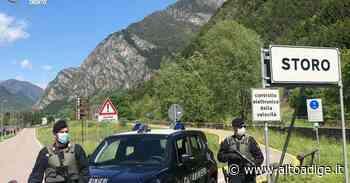 Storo, fidanzata nascosta nel portabagagli, multati due ragazzi - Alto Adige