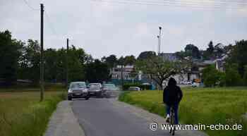 Radfahrer-Kritik an der Rennstraße und am Mainradweg in Kleinostheim - Main-Echo
